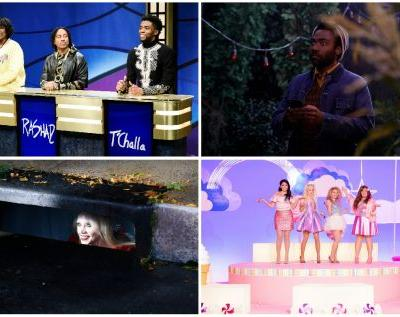 The 9 most topical SNL moments this season, from 'Black Jeopardy' to a Trump-heavy 'Bachelor'