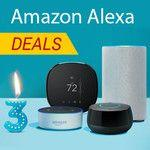 Deals: Amazon celebrates Alexa's third birthday with a bevy of hot deals on Alexa-powered devices