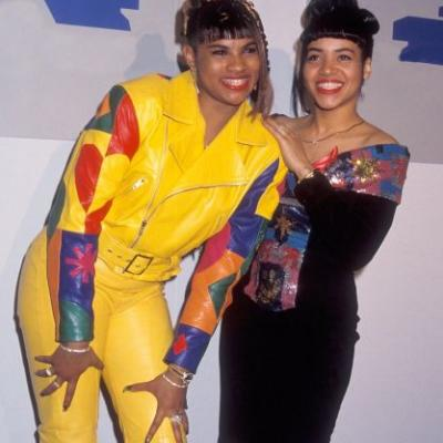 Salt-N-Pepa Put Their Iconic '80s Swag Into A New Collection For Milani
