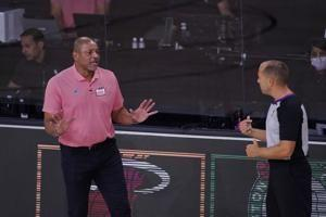 Doc Rivers announces he's out as Clippers' coach