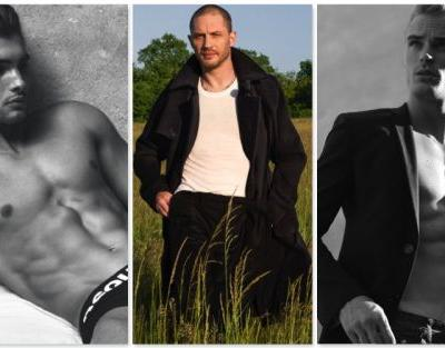Week in Review: Tom Hardy, Dsquared2, Milan Portraits + More
