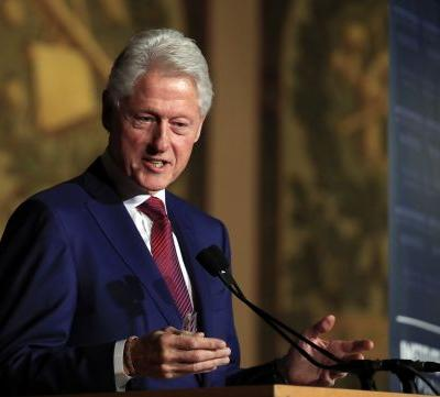Bill Clinton says he doesn't owe Monica Lewinsky an apology