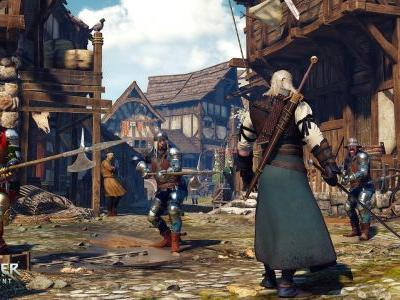 The Witcher Twitter Teases Announcement on March 15th