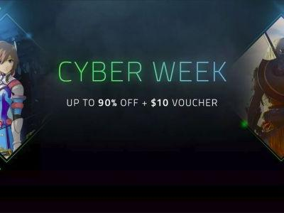Cyber Week PC game deals: 2K, Bandai, Ubisoft, and Paradox titles