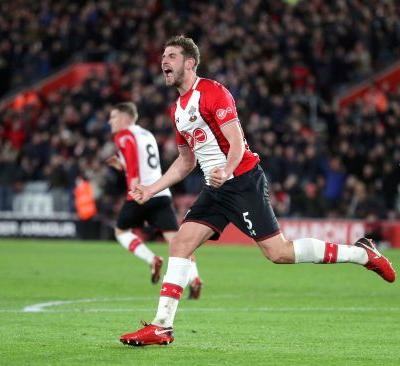 Saints equals winless EPL record in 1-1 draw with Brighton
