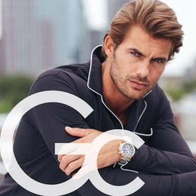 Jacey Elthalion Stars in GC Watches Fall '18 Campaign