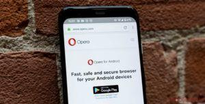 Opera for Android brings themes, faster animations and Bitcoin support