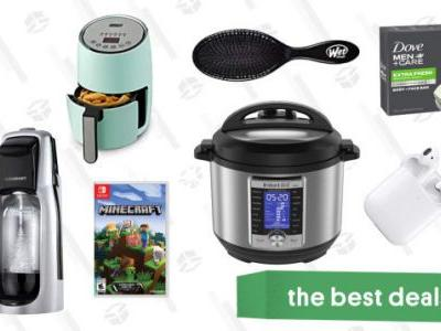 Friday's Best Deals: AirPods, Instant Pots, Friends: The Complete Series, and More