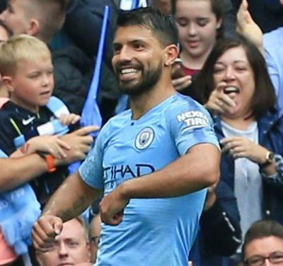 Premier League Betting: Sergio Aguero cut to 7/2 to win Golden Boot after Huddersfield hat-trick