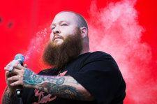 Action Bronson Reportedly Arrested for Smoking Weed Onstage in Kosovo