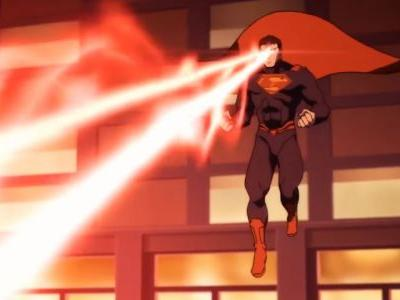 Death of Superman Sneak Peek Offers First Look at DC's Animated Film