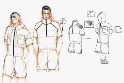 Reebok Jumps on the Male Romper Trend With the ReeRomp