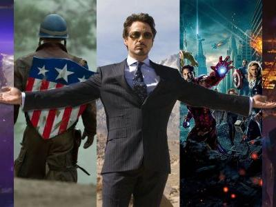 A Complete History Of The Marvel Cinematic Universe