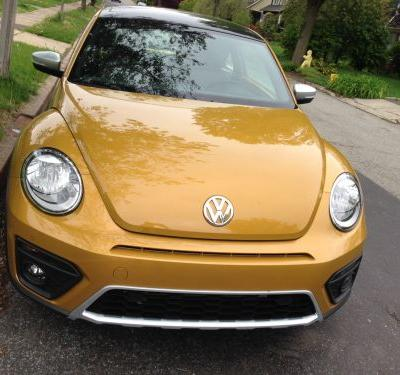 Volkswagen is crushing the iconic Beetle after nearly 7 decades on the market