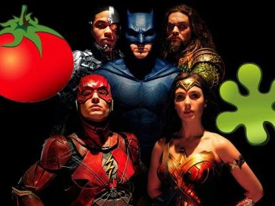 Rotten Tomatoes Are Delaying The Reveal of Justice League's Score