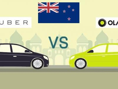 Cab aggregator Ola bets on Indians abroad with its New Zealand launch