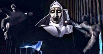 Conjuring Nun Valak Scares San Diego on First Night of