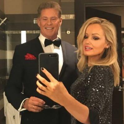 David Hasselhoff Married 38-Year-Old Hayley Roberts During a Romantic Italian Ceremony