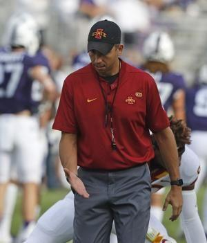 TCU beats Iowa State 17-14 on Song's FG in final minute