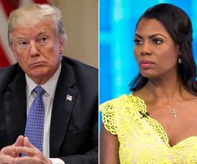 Trump camp files arbitration action against Omarosa for breaking secrecy agreement