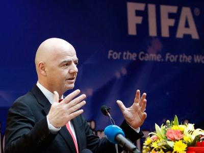 FIFA explores merging youth World Cups for 48-team event