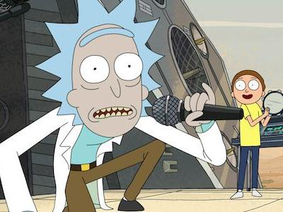 Christopher Lloyd Is Down To Appear On Rick And Morty, So It Needs To Happen