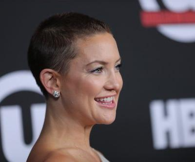 After Her Buzzcut, Kate Hudson Plans to Try This Ridiculous Retro Hairstyle