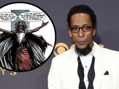 This Is Us Star Ron Cephas Cast as The Wizard in Shazam!