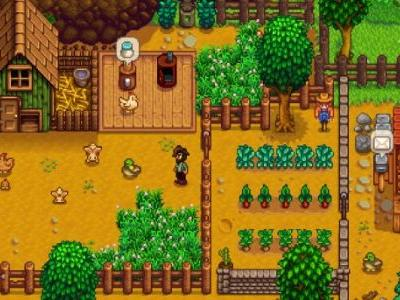 New Stardew Valley Content Is For Both Multiplayer And Single-Player