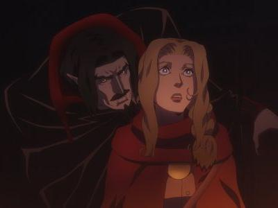 Netflix's Castlevania will be getting a home release