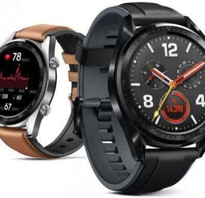 Huawei Watch GT and Sports Band 3 Pro announced