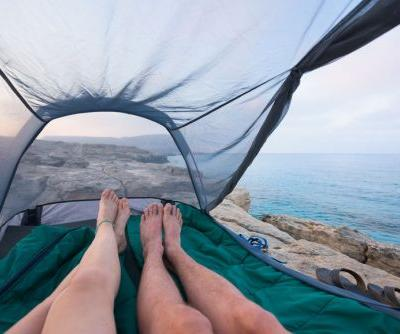 5 Sex Moves To Try While Camping That'll Make You Want To Pitch A Tent RN