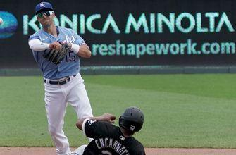 Royals buried by seven-run inning in 9-2 loss, swept by White Sox