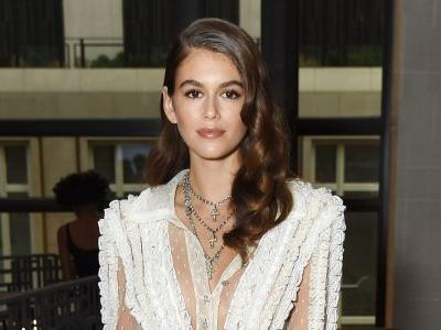 Kaia Gerber Will Collaborate with Karl Lagerfeld