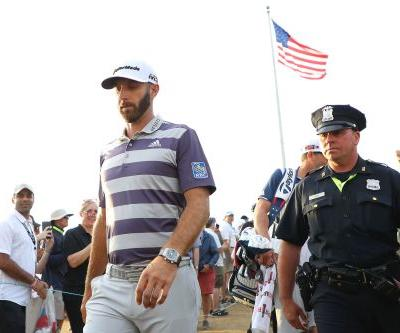 Dustin Johnson brings everyone back into US Open