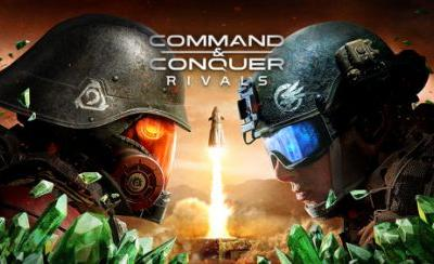 Command & Conquer: Rivals takes the strategy series to mobile