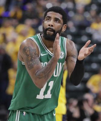 Celtics sweep Pacers, advance to second round