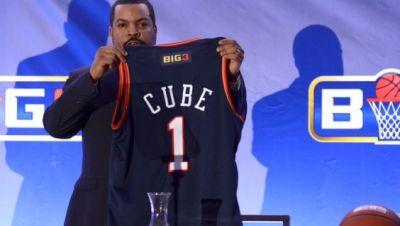 Ice Cube Challenges LaVar Ball To BIG3 League 4-Point Shot For Big Baller Brand Shoes