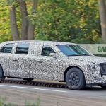 What Happened: Cadillac Presidential Limo Spied Testing, Almost White House-Ready