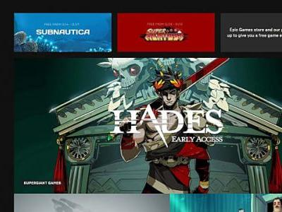 There's A Lot Of Stuff Coming To The Epic Games Store