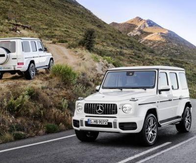 2019 Mercedes-AMG G63 Is Official