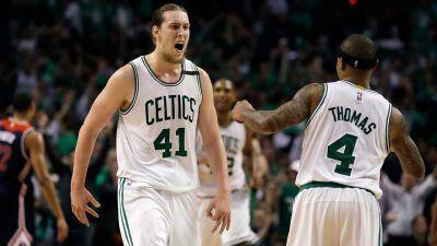 Twitter reaction: Canadian Kelly Olynyk plays hero in Game 7