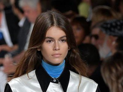 These Pics Of Cindy Crawford's Daughter, Kaia Gerber, Will Give You Déjà Vu