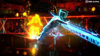 E3 2017 - Laser League Preview - Watch Your Step