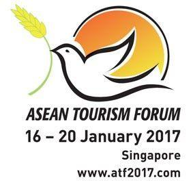 ASEAN Tourism Forum takes place 16-20 January 2017 in Singapore