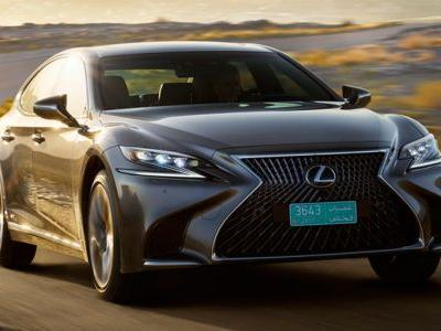 New Lexus LS 500h Starts At £72,595 In The UK