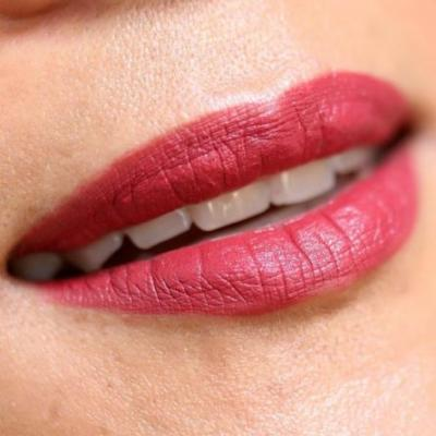 14 Days of Ravishing Red! - Day 7: Matte Reddish Nude Lips With Maybelline Super Stay Matte Ink in Ruler