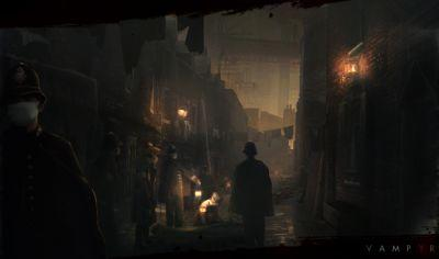 E3 2017 - Vampyr Preview - Hippocratic or Hypocritic Doctor?