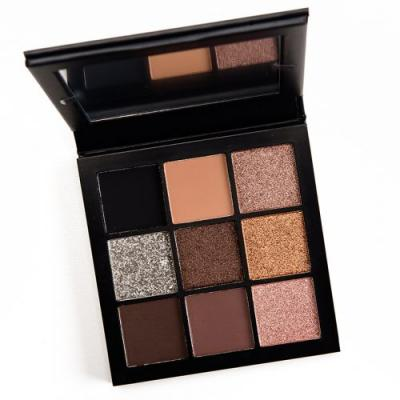Huda Beauty Smokey Obsessions Eyeshadow Palette Review, Photos, Swatches