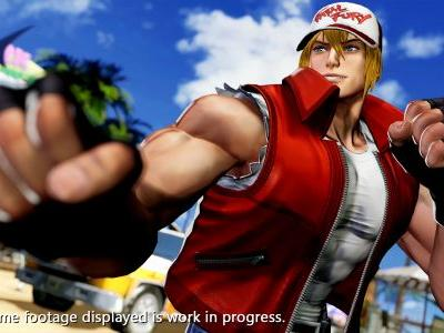 The King of Fighters 15 - Terry Bogard Finally Revealed in Latest Trailer